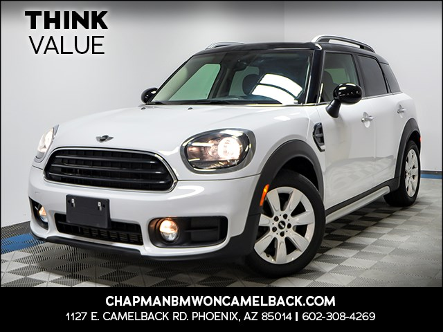 Used 2017 MINI Cooper Countryman