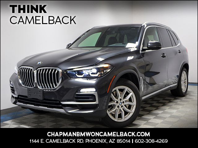 Certified Pre-Owned 2020 BMW X5 xDrive40i