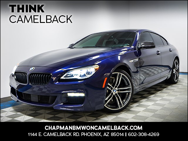 Used 2018 BMW 6-Series 640i Gran Coupe