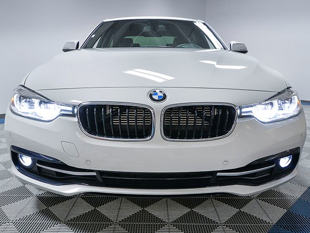 Used 2017 BMW 3-Series 330e iPerformance