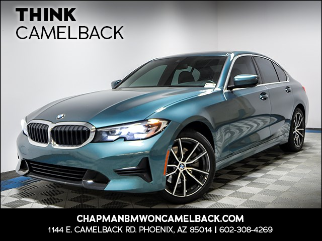 Certified Pre-Owned 2019 BMW 3-Series 330i