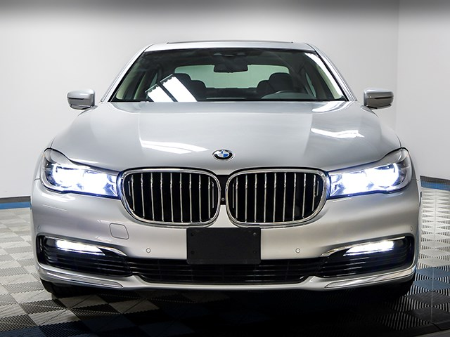 Used 2017 BMW 7-Series 740i