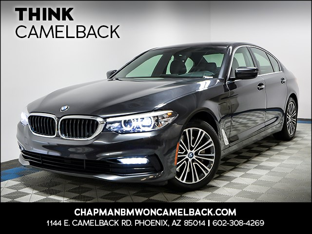 Certified Pre-Owned 2018 BMW 5-Series 530e iPerformance