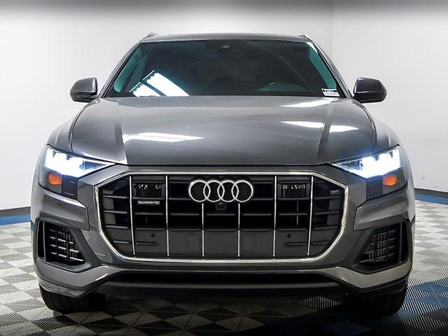 Used 2019 Audi Q8 3.0T quattro Prem Plus