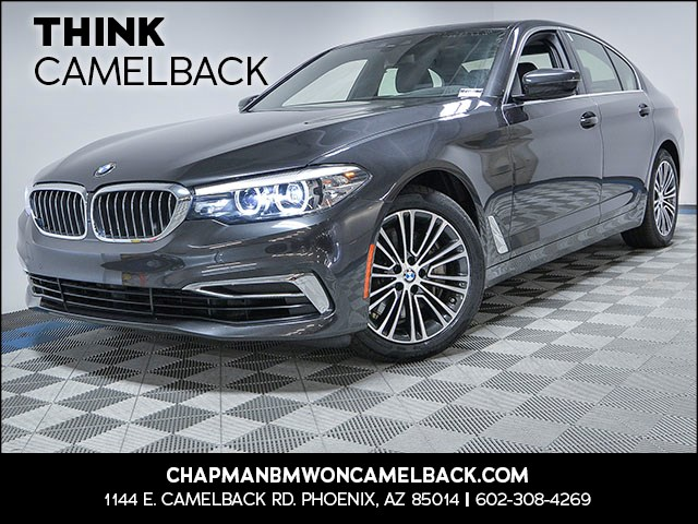 Certified Pre-Owned 2020 BMW 5-Series 540i