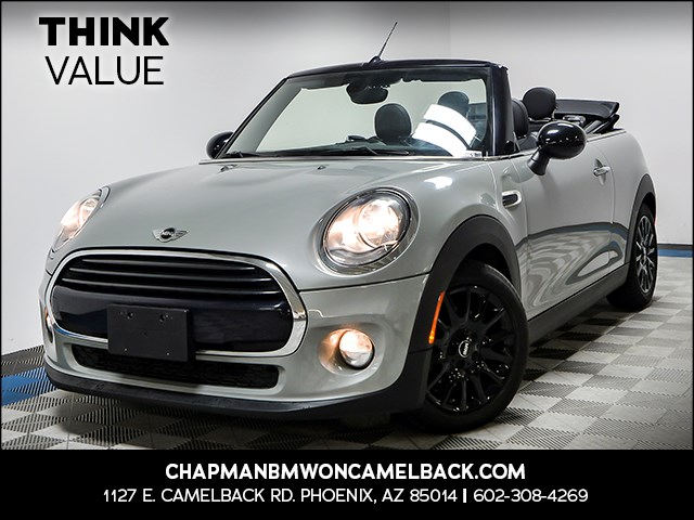 Used 2017 MINI Convertible Cooper
