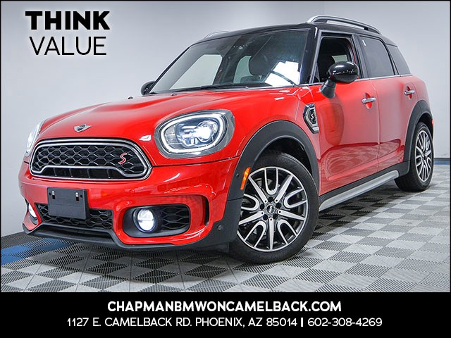 Used 2018 MINI Cooper S Countryman