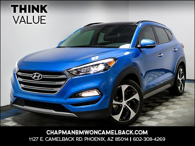 Used 2018 Hyundai Tucson Limited