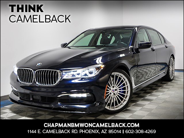 Certified Pre-Owned 2018 BMW 7-Series ALPINA B7 xDrive
