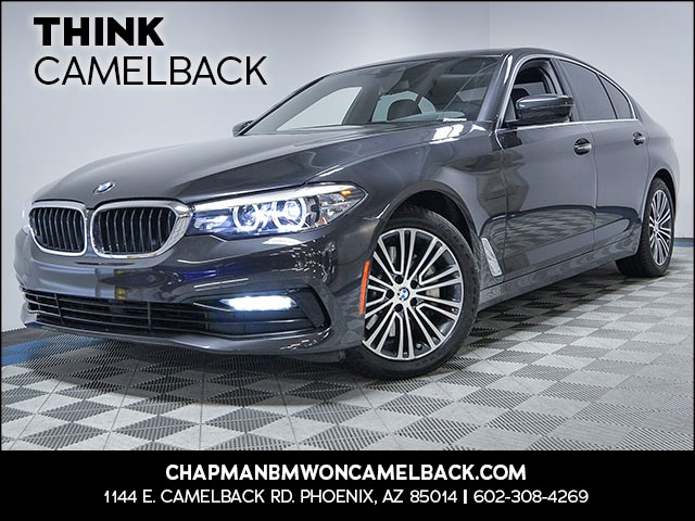 Certified Pre-Owned 2018 BMW 5-Series 530i