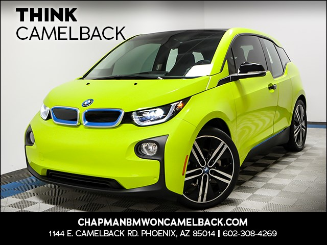 Used 2017 BMW i3 94  Ah