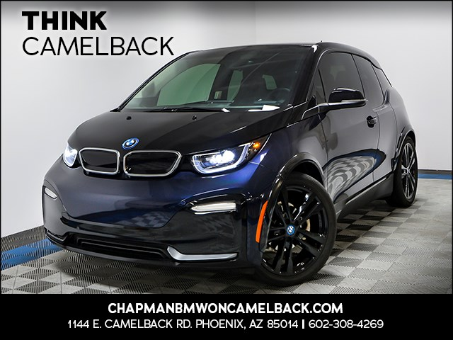 Certified Pre-Owned 2018 BMW i3 s