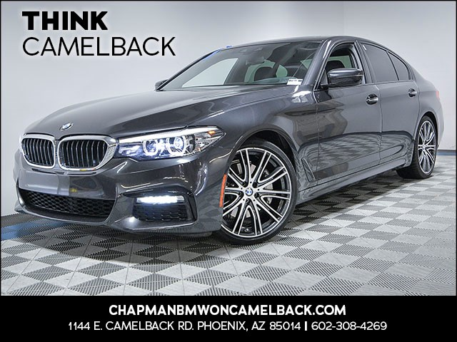 Certified Pre-Owned 2018 BMW 5-Series 540i