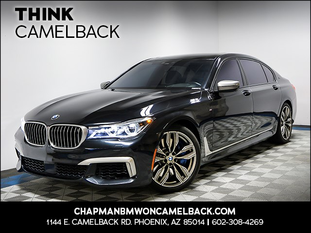 Used 2018 BMW 7-Series M760i xDrive