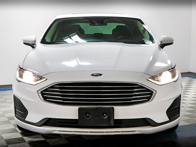 Used 2019 Ford Fusion Hybrid SE