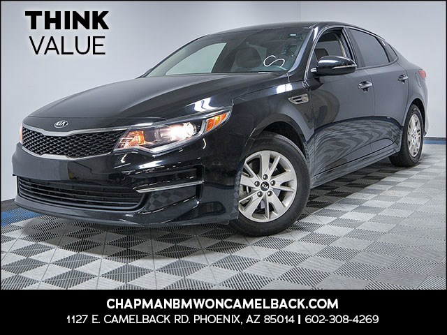 Used 2017 Kia Optima LX