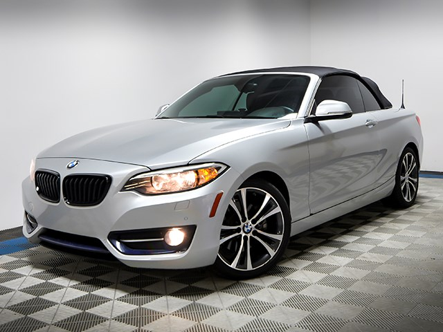 Certified Pre-Owned 2017 BMW 2-Series 230i xDrive