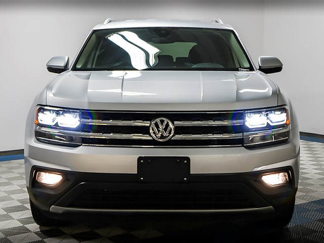 Used 2019 Volkswagen Atlas SE 4Motion