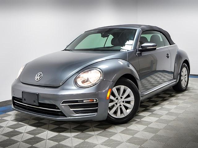 2018 Volkswagen Beetle Convertible 2.0T S
