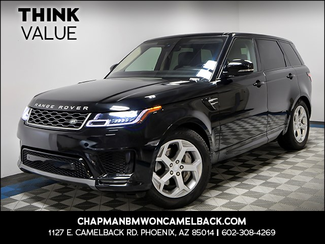 Used 2020 Land Rover Range Rover Sport HSE MHEV