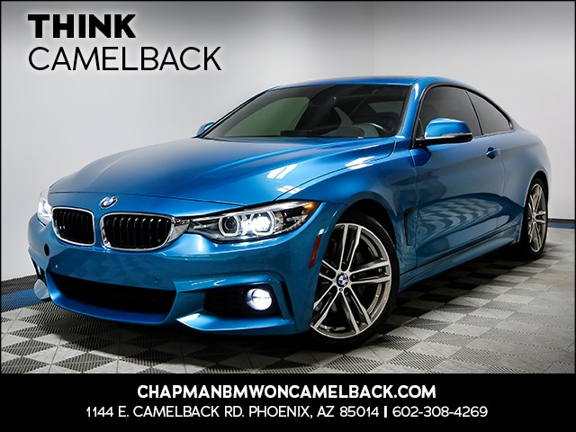 Certified Pre-Owned 2018 BMW 4-Series 430i