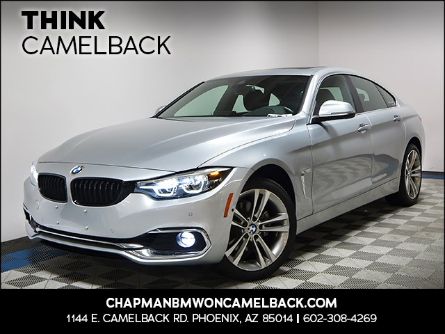 Used 2018 BMW 4-Series 430i xDrive Gran Coupe