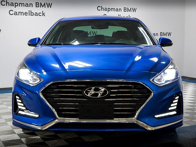 Used 2018 Hyundai Sonata Limited