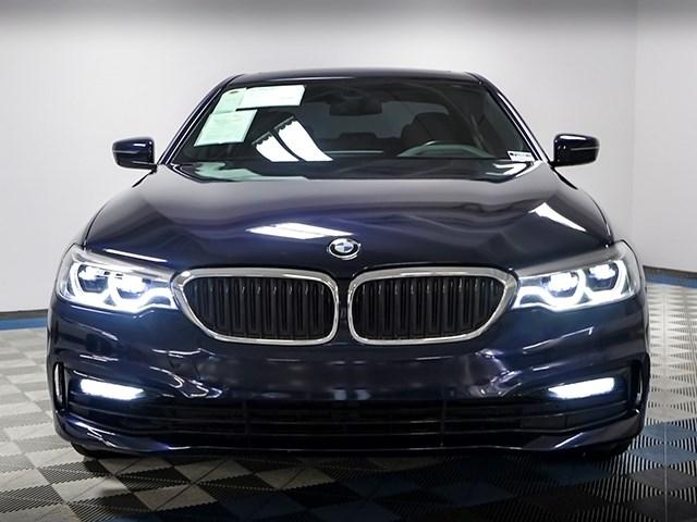 Used 2017 BMW 5-Series 540i