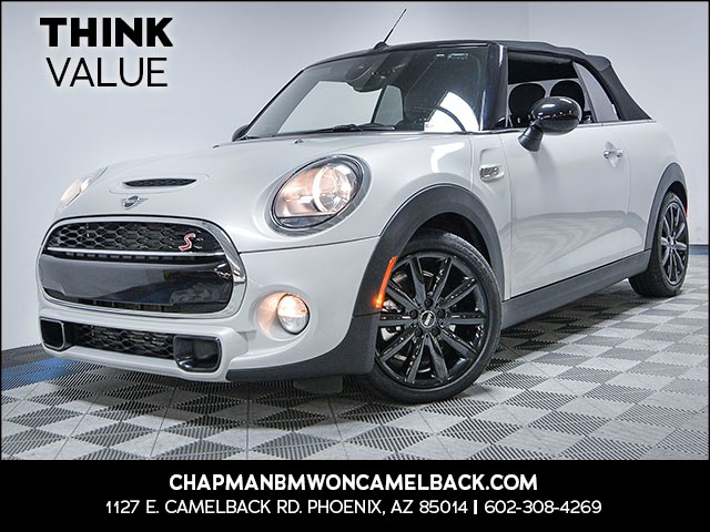 Used 2019 MINI Cooper S Convertible