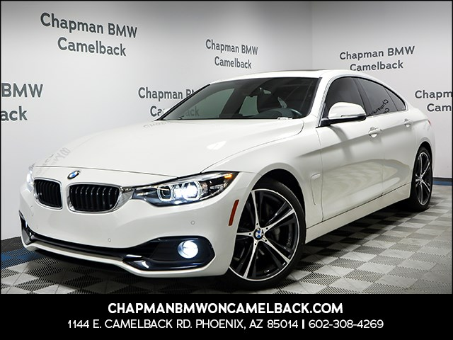 Used 2019 BMW 4-Series 440i Gran Coupe