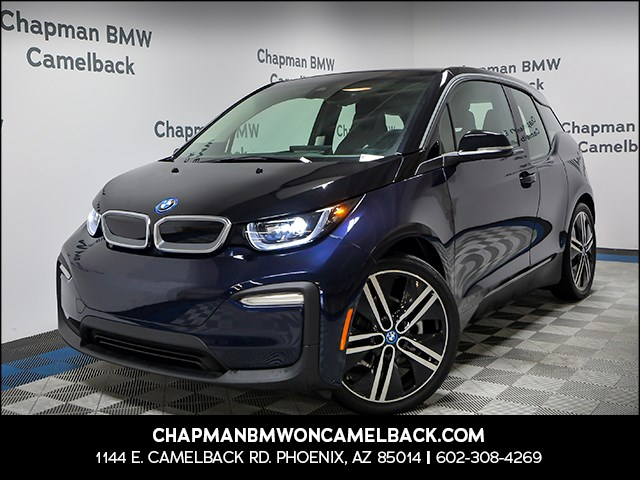 Pre Owned 2018 Bmw I3 P16486 Chapman Bmw On Camelback