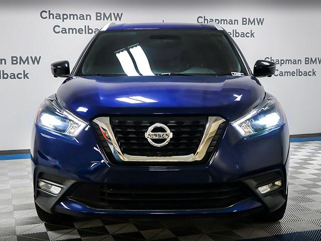 Used 2018 Nissan Kicks SR