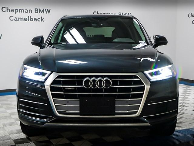 2020 Audi Q5 2.0T quattro Prem Plus