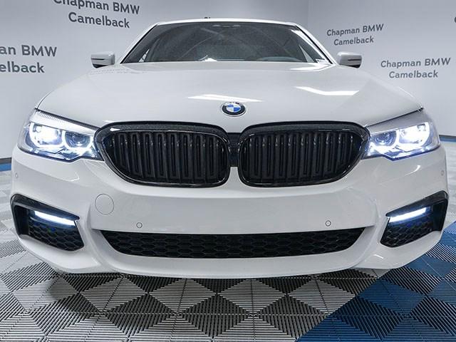 Used 2018 BMW 5-Series 530i