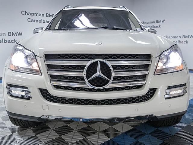 2010 Mercedes-Benz GL-Class GL 550 4MATIC