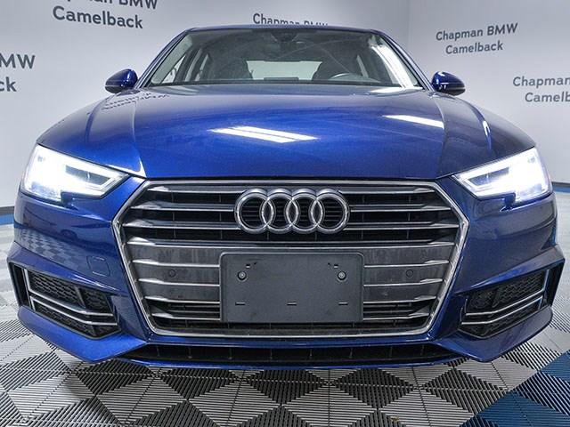Used 2017 Audi A4 2.0T Ultra Premium Plus