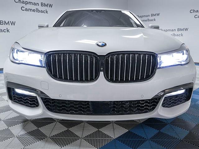 Used 2018 BMW 7-Series 740i