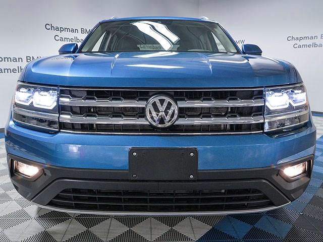 2019 Volkswagen Atlas SE 4Motion Tech Pkg