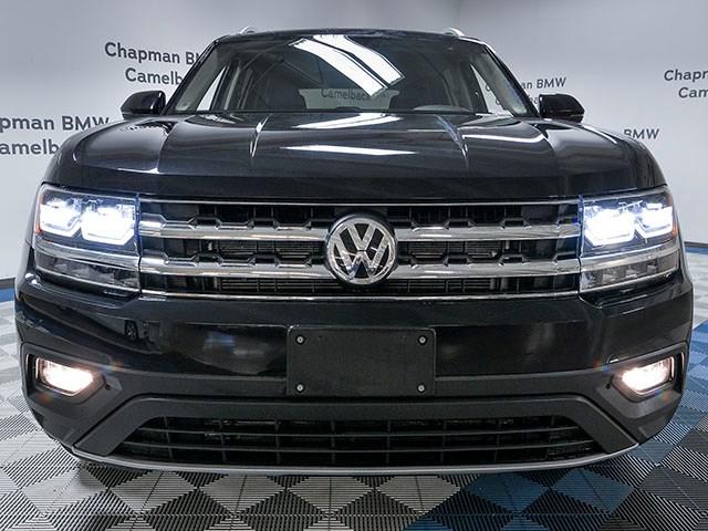 2019 Volkswagen Atlas SE 4Motion