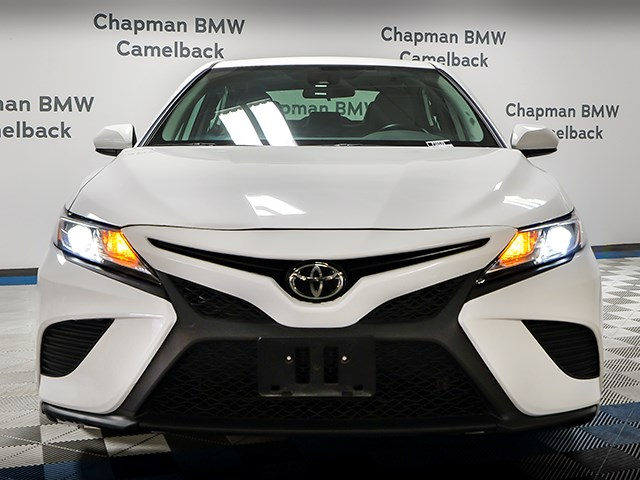 Used 2020 Toyota Camry SE