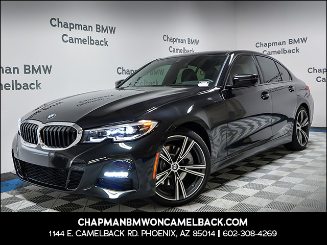 Certified Pre-Owned 2020 BMW 3-Series 330i