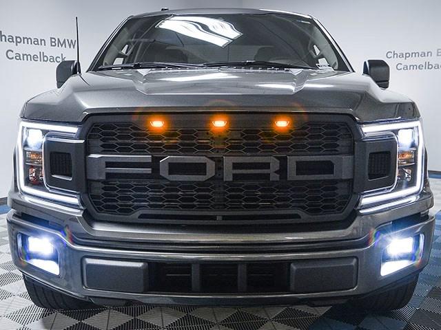 2019 Ford F-150 XL Crew Cab