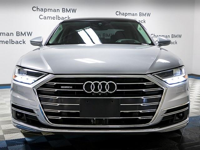 Used 2019 Audi A8 L 3.0T quattro