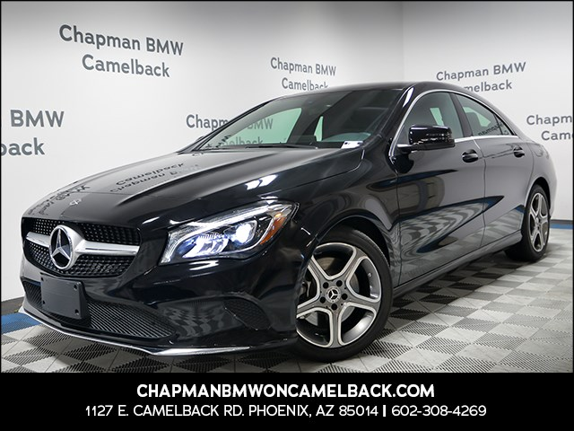 Used 2018 Mercedes-Benz CLA 250