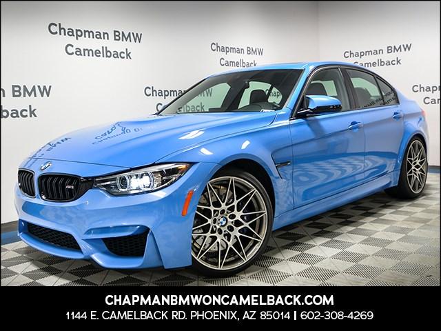 2018 BMW M3 Competition pkg