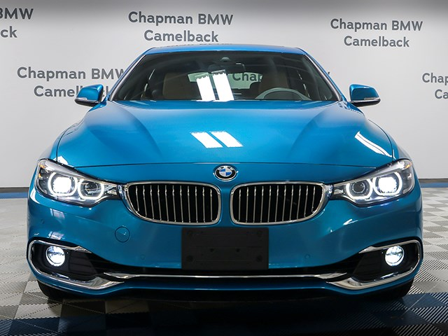 Certified Pre-Owned 2020 BMW 4-Series 430i xDrive Gran Coupe