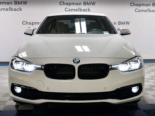 Used 2018 BMW 3-Series 330e iPerformance