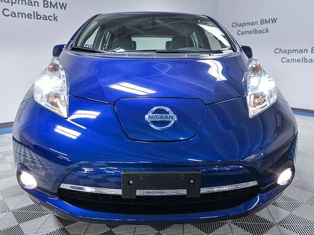 Used 2017 Nissan LEAF S