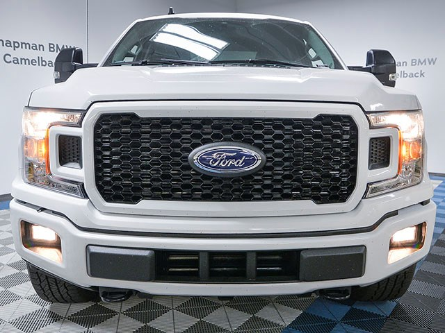 2020 Ford F-150 XL Crew Cab