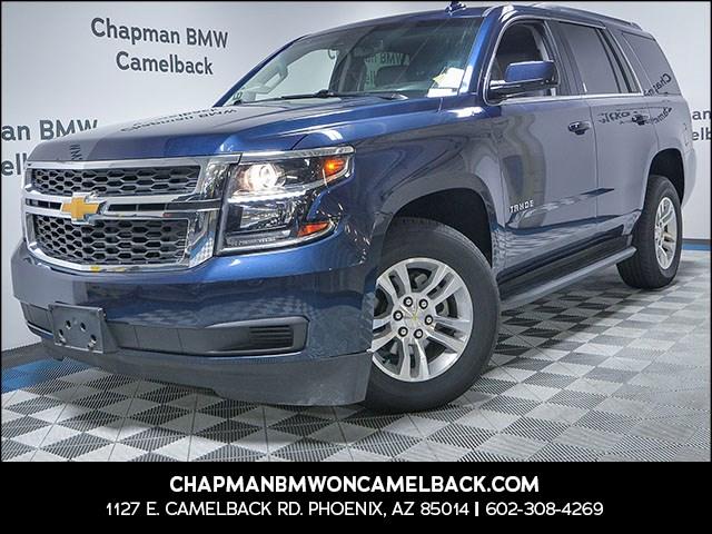 Used 2018 Chevrolet Tahoe LT